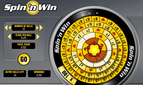 Spin 'n Win