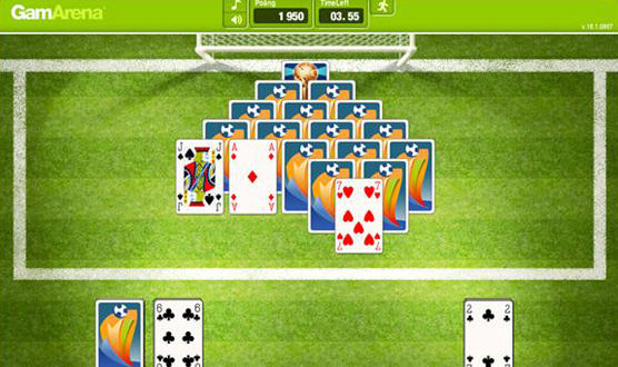 World Cup Solitaire