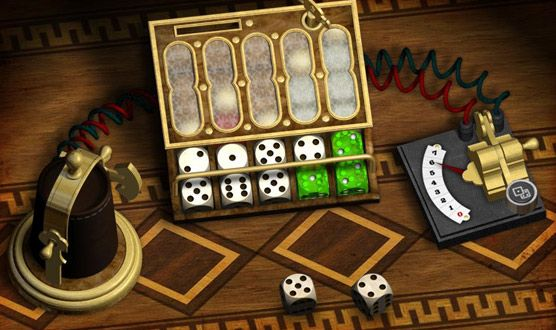Dice Solitaire