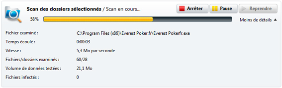 test everest poker antivirus