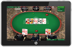 everest poker tablette