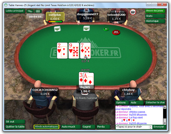 everest poker windows