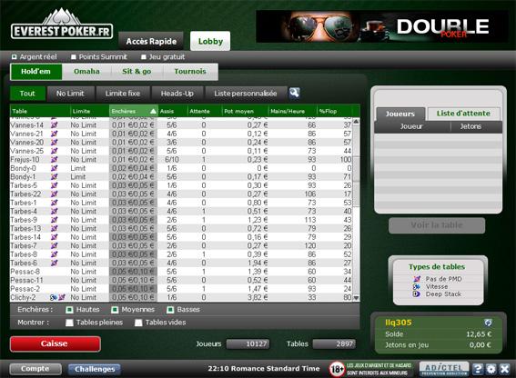 Logiciel poker statistique winamax
