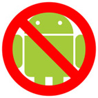 no android