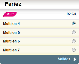 parier multi pmu