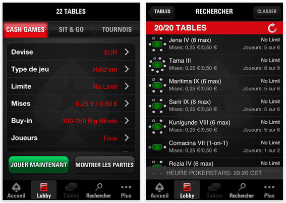 app pokerstars