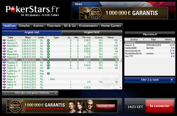 client pokerstars*