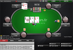 information pokerstars