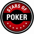 logo stars of poker