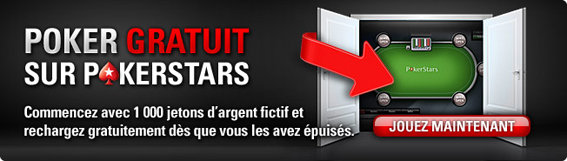 pokerstars gratuit