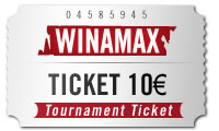 ticket 10 euros vip winamax