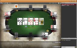 Luxor poker room