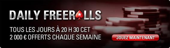 Pokerstars Tv Freeroll