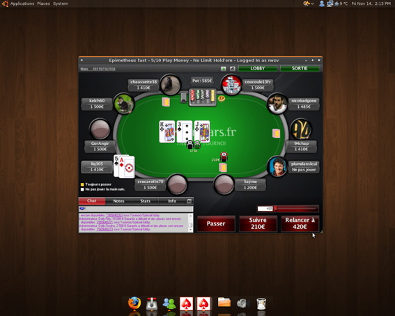 Pokerstars Ubuntu